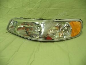 NOS OEM Lincoln Town Car Headlamp Light 1998 - 2002 Left Hand
