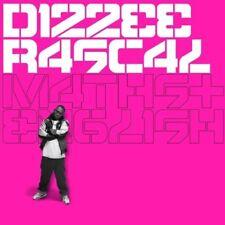 DIZZEE RASCAL - MATHS AND ENGLISH  CD NEW+