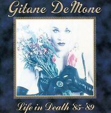 Gitane Demone Life In Death 85 to 89  New CD Christian Death Rozz Williams