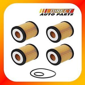 4 OEM Quality TOYOTA Oil Filter Camry, Highlander, Rav4, Sienna, Avalon, Venza