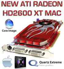 New Apple Mac Pro ATI Radeon HD 2600 XT 256MB PCI-E Video Card HD2600XT > 7300