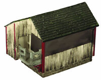 Hornby R9730 BARGAIN Skaledale Disused Signal Box 1/76 Scale = 00 Gauge New Boxd