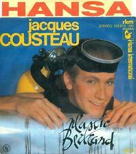"""PLASTIC BERTRAND - JACQUES COUSTEAU / PARADIS 7"""" S8391"""