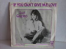 SUZI QUATRO If you can't give me love 4C006 60444