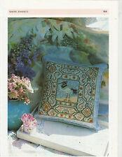 Seabird  Kaffe Fassett Tapestry Needlepoint Chart in Colour