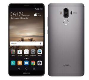 Huawei Mate 9 MHA-L29 64GB Android 4GB RAM 4G LTE Dual Sim 20 MP camera GSM 5.9'