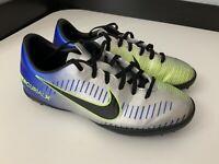 Nike Mercurial X Kids Football Trainers, Shoes, Uk 1 Infants, Eu33, Vgc