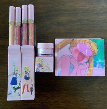 Sailor Moon x ColourPop 6 Piece Set - Brand New - IN HAND