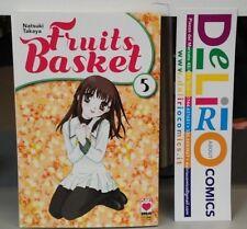FRUITS BASKET N.5 Ed. PLANET MANGA SCONTO 10%