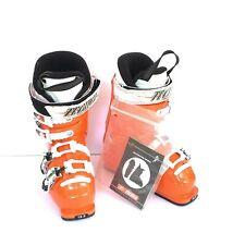 New listing NWT Tecnica Ski Boots Diablo Inferno R70 Youth Mondo 18.5 Orange 238mm Sz 12.5