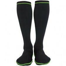 Wetsox Therms Black Round Toe Size L Large Thermal Wetsuit Socks Liner