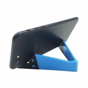 Universal Foldable Mobile Phone Holder Stand Desk Holder  for iPhone X 8 Tablet
