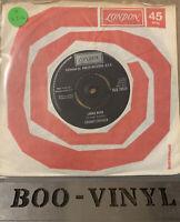 "Chubby Checker - Limbo Rock / Dancin' Party 7"" Vinyl Record  HLU 10524 Ex / Vg+"