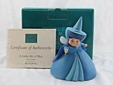 "WDCC ""A Little Bit of Blue"" Merryweather from Sleeping Beauty in Box with COA"