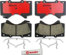 Disc Brake Pad Set-Premium NAO Ceramic OE Equivalent Pad Front Brembo P83107N