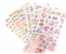 Set of 6PCS - Washi Cat Kitten Sticker Scrapbook Traveler Journal DIY Decor