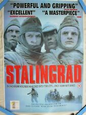 Stalingrad video store Vhs authentic Original Rare film poster movie