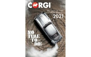 Corgi CO200832 Corgi 2021 A4 Catalogue