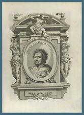 Taddeo Zuccari Zucchero Sant'Angelo in Vado Urbino pittore Caprarola Vasari 1790