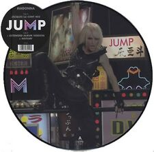 """Madonna Jump  limited edition Picture Disc Uk 12"""""""