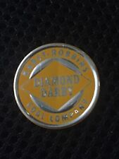 """New listing Coal Mine Scatter Tag Trade Name """"Diamond Darby"""" Used By Karst Robbins Harlan C"""