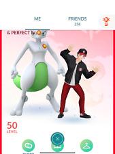 Pokemon Account Go Level 50 | 7M STARDUST | 377 100IV POKÉMON