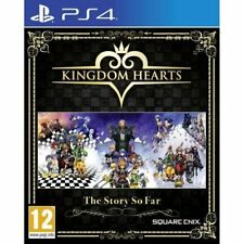 Kingdom Hearts The Story So Far - PS4 IMPORT neuf sous blister