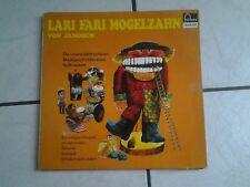 Lari Fari Mogelzahn - -Hörspiel LP  -  von  Fontana