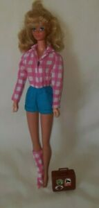 VINTAGE MOD TALKING BUSY HANDS STEFFIE DOLL FOR PARTS MUTE RARE $144.99