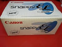 Canon Snappy EL 35mm Point & Shoot Film Camera - Brand New NIB