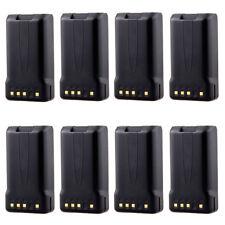8x 2.0Ah 7.4V Battery for Kenwood Tk-2140 Tk-3148 Tk-3170 Nx-320 Tk-2360 Tk-3360