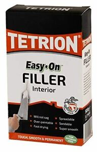 Tetrion TMF500 Easy-On Interior Filler Powder 500gm Quick & Fast Dry Spreadable