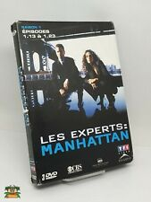 DVD Les experts manhattan saison 1 2ème partie