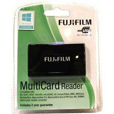 Fujifilm USB Multi-Card Reader- Unpackaged