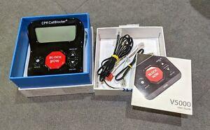 CPR Call Blocker V5000 - Black