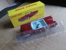 ATLAS DINKY 555 RED FORD THUNDERBIRD CABRIOLET NEW IN BOX