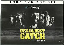 Deadliest Catch Complete Series 7 (Seven) 4 DVD BOXSET 100 COPIES WHOLESALE LOT