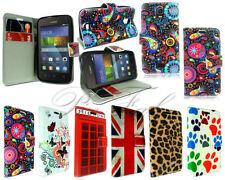 Fundas con tapa estampado para teléfonos móviles y PDAs Huawei