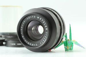 【Near Mint+++】 Leica Leitz Wetzlar Elmarit-R 35mm f/2.8 1 Cam type I From Japan