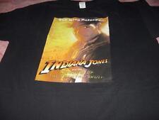 Indiana Jones Kingdom of the Crystal Skull   Adult  X X Large   T-Shirt