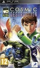 PSP-Ben 10: Ultimate Alien - Cosmic Destruction /PSP (UK IMPORT) GAME NEW