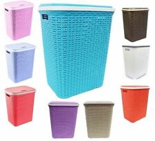 Unbranded Plastic Basket/Frame Laundry Baskets & Bins