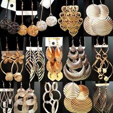 15 Pairs Women's Long Dangle Drop Earrings Top Wedding Hoop Earring Girl Jewelry