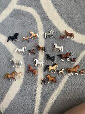 Grand Champion Micro Mini Horses 1998 Lot Of 24 Mare Foals Arabian Quarter Clyde