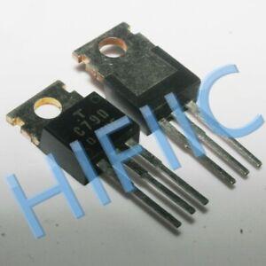 1PCS 2SC790 Silicon NPN Power Transistor TO220