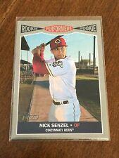 2019 Topps Heritage Baseball Rookie Performers - Nick Senzel - Cincinnati Reds