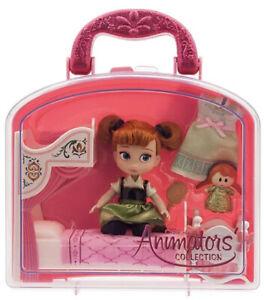 Anna Frozen Disney Animators Playset Brand New