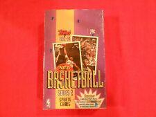 1993-94 TOPPS BASKETBALL  SEALED BOX SERIES 2
