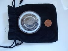 HARLEY DAVIDSON 2005 QUALITY RECOGNITION DAY COIN IN SEALED CASE-YORK VEHICLE OP