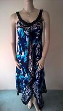 WOMENS NEW CROSSROADS SLINKY WATERFALL DRESS SIZE 18  CLEARANCE
